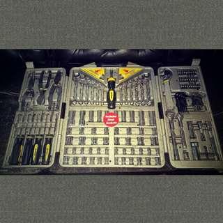 Mastergrip Tool Set