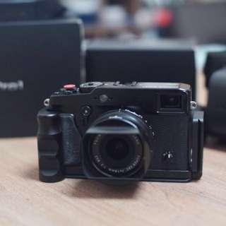 Fujifilm X-Pro1 + XF 18mm F2 R