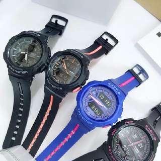 CASIO BABY-G BGA-240L-1A sporty watch