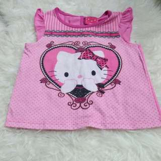 Hello kitty 6y shirt