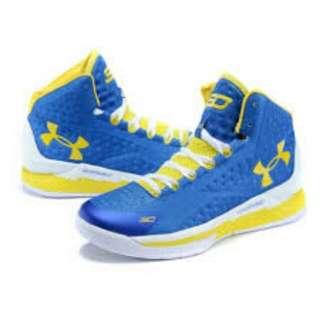 Curry 1代 籃球鞋