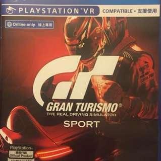 Ps4 Gran Turismo GT Sport