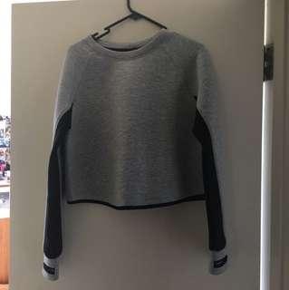 Cotton on body sweatshirt
