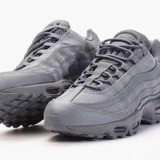 Nike airmax 95 grey