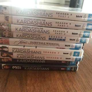 KEEPING UP WITH THE KARDASHIANS 4-9