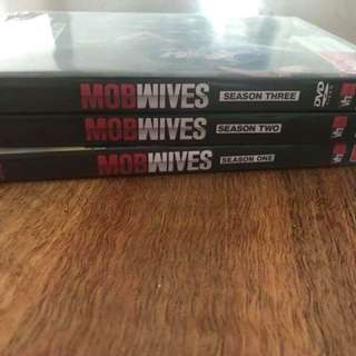 MOB WIVES 1-3