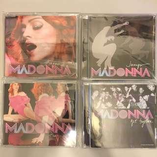 🚚 Madonna歐版 美版單曲