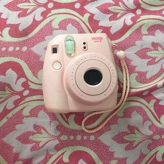 Pre-Loved Pink Polaroid