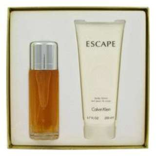 Women's Escape Gift Set - 3.4 oz Eau De Parfum Spray + 6.7 oz Body Lotion