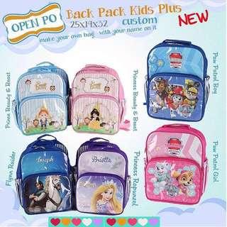 $20 Children Kids Backpack School Bag Birthday Door Gift