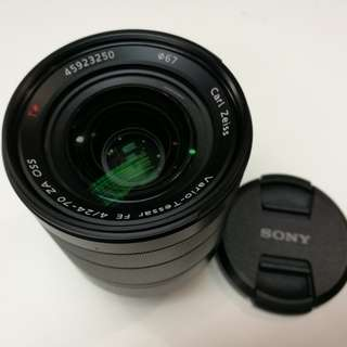 USED Sony 24-70mm F 4 Zeiss