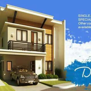 House and lot in consolacion