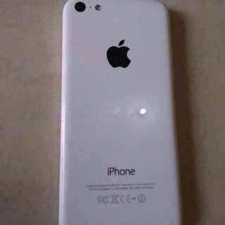 Iphone 5c White 32gb