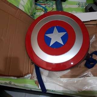 Captain America Shield HARDCASE backpack LIMITED