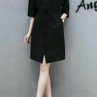 Dress Anggie Black