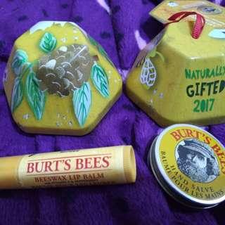 lip balm burt's bees original