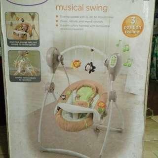 Pre-loved Musical Swing