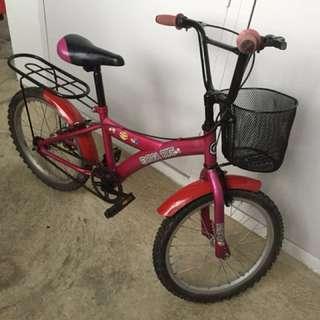 "18"" wheel Extra Girl Bike"