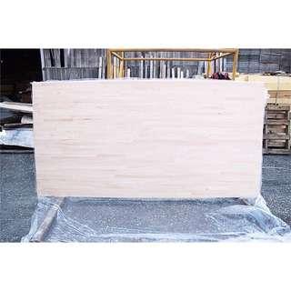 現貨『加州鐵杉』指接拼板 (集成板) 清材 雙面無木結