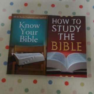BN Bible Study Guide Books