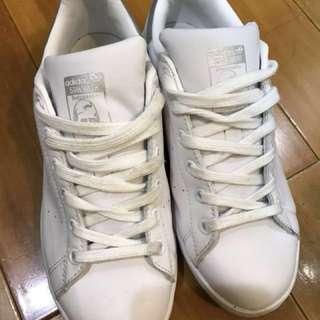 Adidas Stan Smith 銀尾(誠可議)#舊愛換新歡