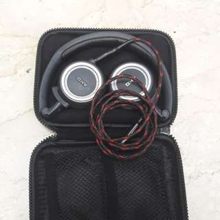 WTS: AKG K450 with cable upgrade