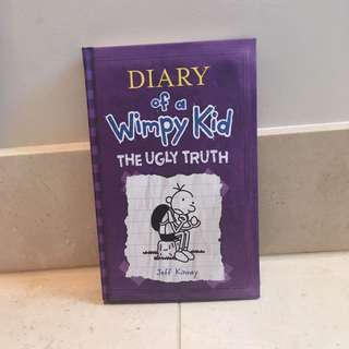 Diary of a Wimpy Kid: The Ugly Truth- Jeff Kinney