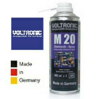 VOLTRONIC M20 Electronic universal contact spray