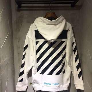 OFF-WHITE 衛衣