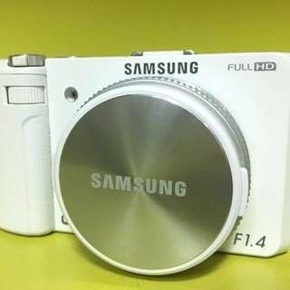 二手 Samsung EX2F 美顏相機 翻轉相機