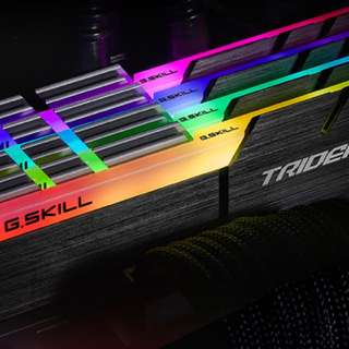 G.Skill Trident Z RGB 32GB DDR4 3200MHz C16 RAM