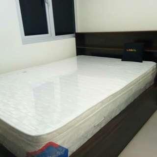 Furnished One bedroom unit for Rent