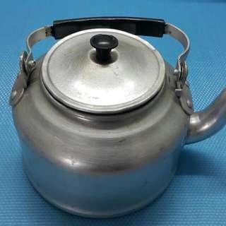 小 茶煲 舊 香港梯煲