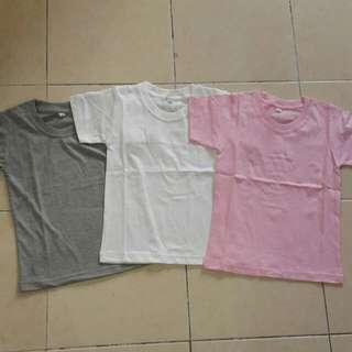 Kaos Anak Good Quality