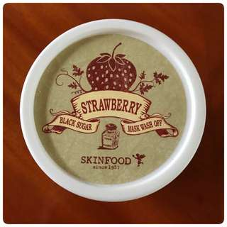 Skin Food Strawberry Mask (90%)