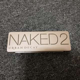 NEVER USED Urban Decay Naked 2 Palette