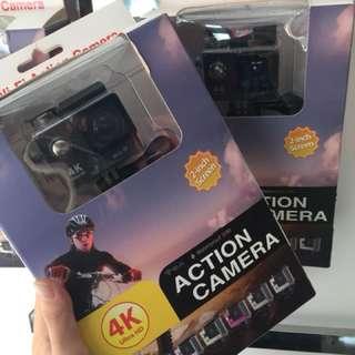 4K wide camera