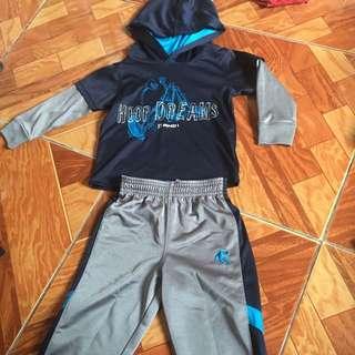 hoop dreams 🏃🏿original and1 12m 1 to 2 years old po.  Pwde pang Alis 💯 % okay pa sya .