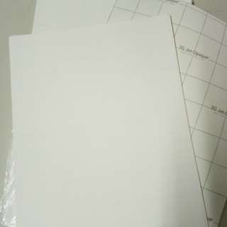 Printing Materials - Papers