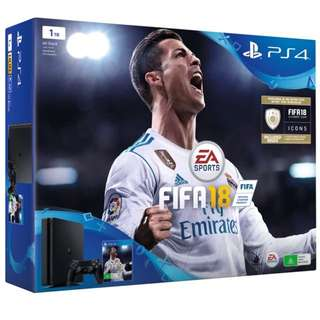 Brand new PS4 FIFA 18