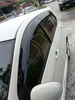 Axia TRD door visor