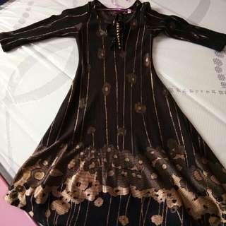Jubah Dress For Baby Girl