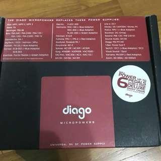 Diago Micropower 9 Power Supply