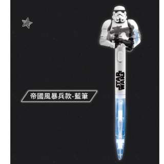 Star Wars The Last Jedi Collectable 2017 Taiwan Pen Storm Troopers