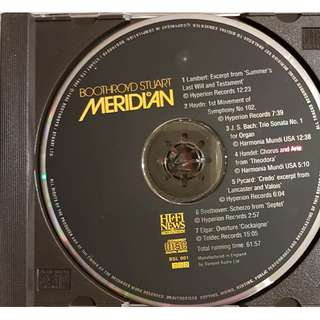 England Made DDD HiFi News and Record Review Meridian CD