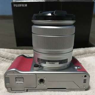 Kamera Mirorless Fujifilm XA3 X-A3 Like new