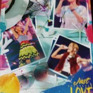 西野加奈 Just  Love Tour