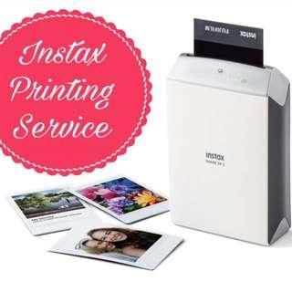 Instax Share Printer SP-2 Service