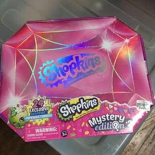 Shopkins Mystery Edition 24 Exclusive Shopkins