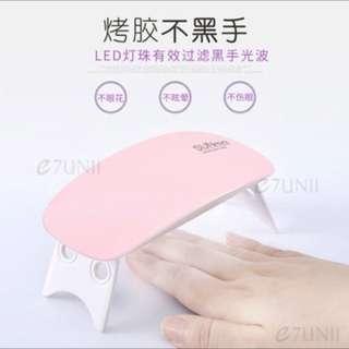 Mini Portable LED/UV Lamp for nails PO